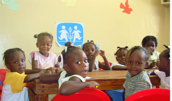 SOS Children's Village in Haiti
